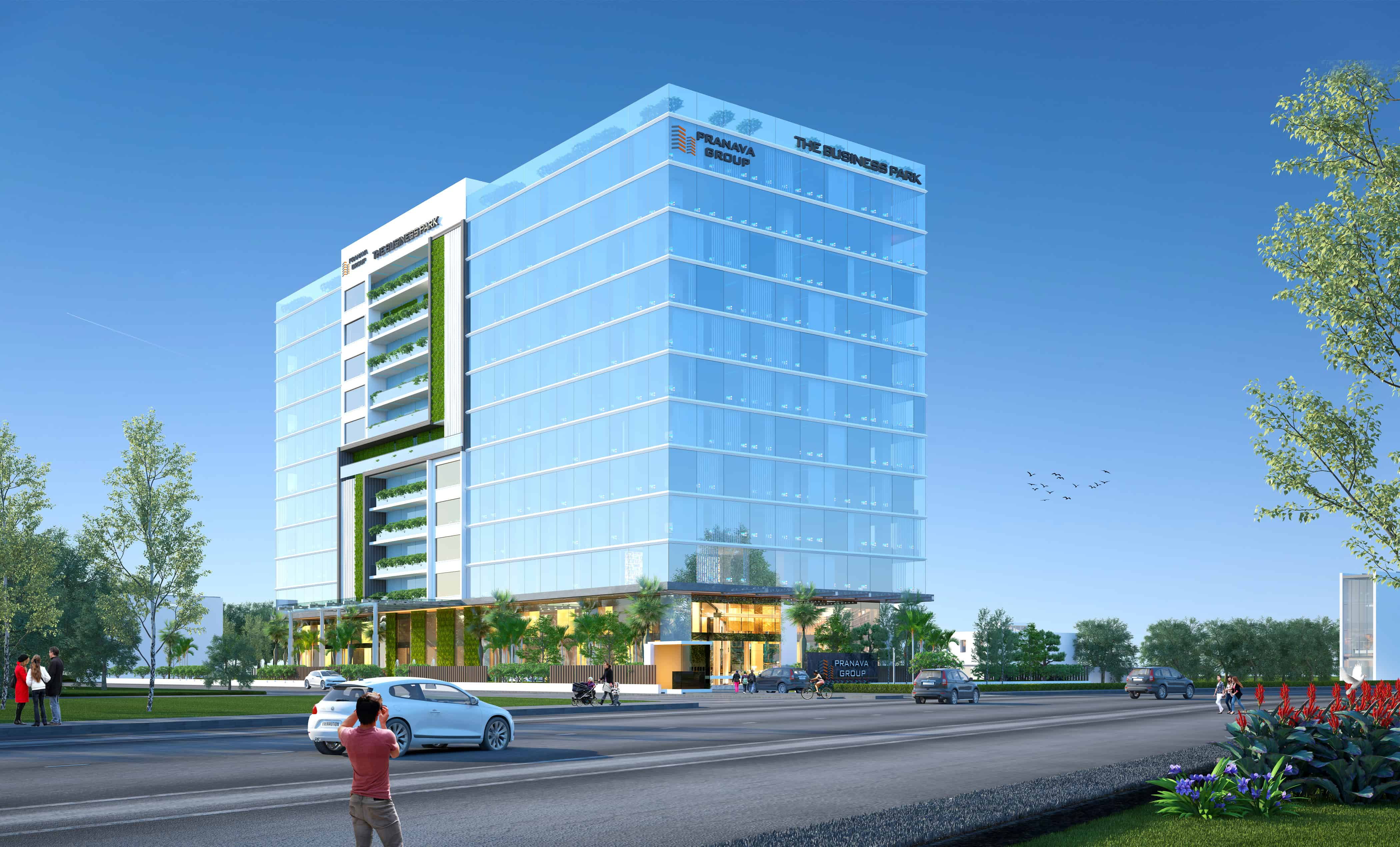 The Business Park – Pranava Group